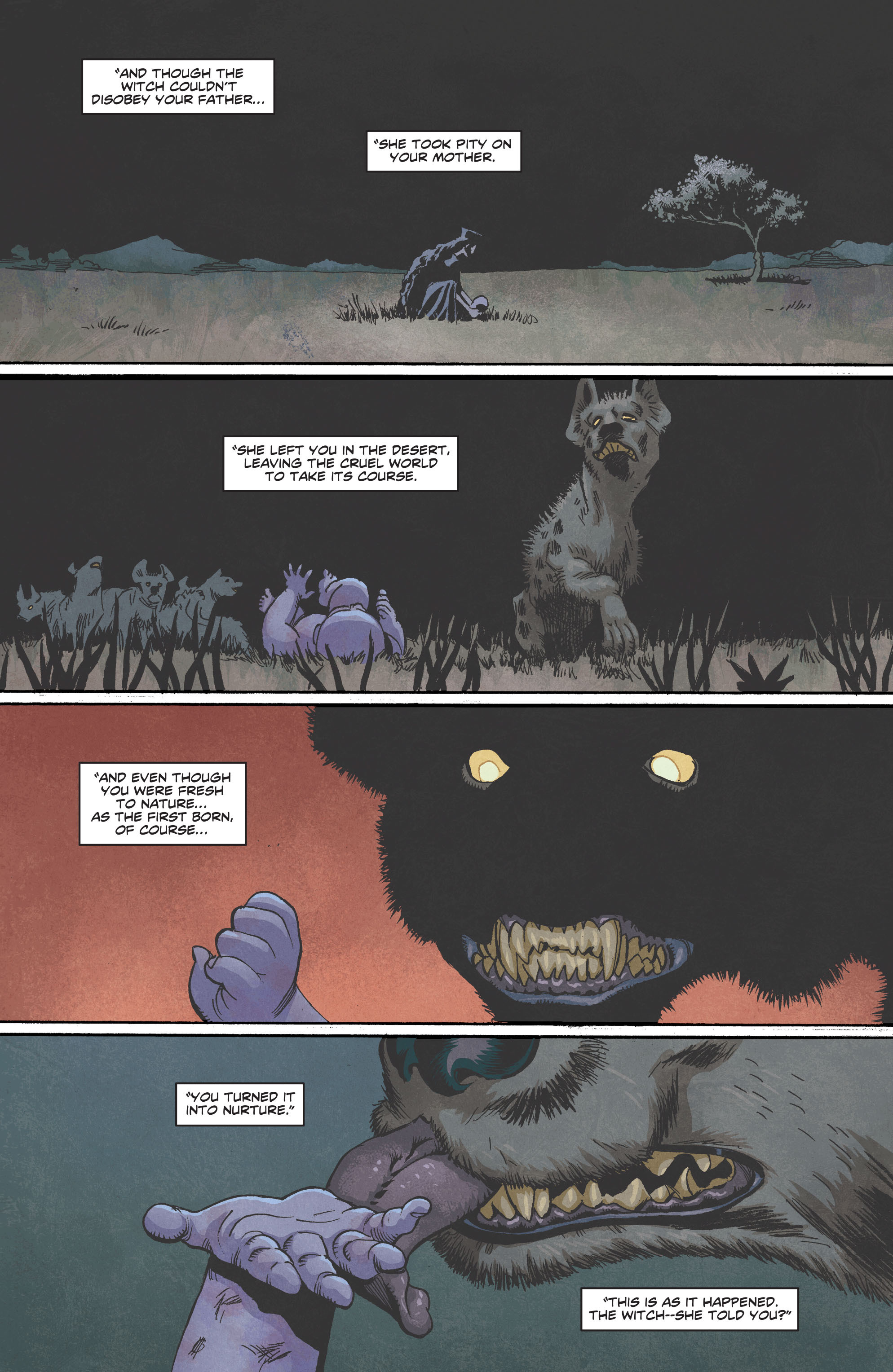 Read online Wonder Woman (2011) comic -  Issue #14 - 15