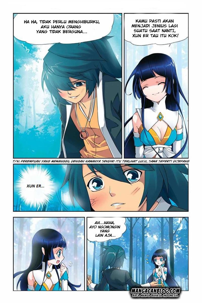 Battle Through Heaven Chapter 01-16