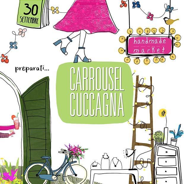 Locandina carrousel settembre 2018