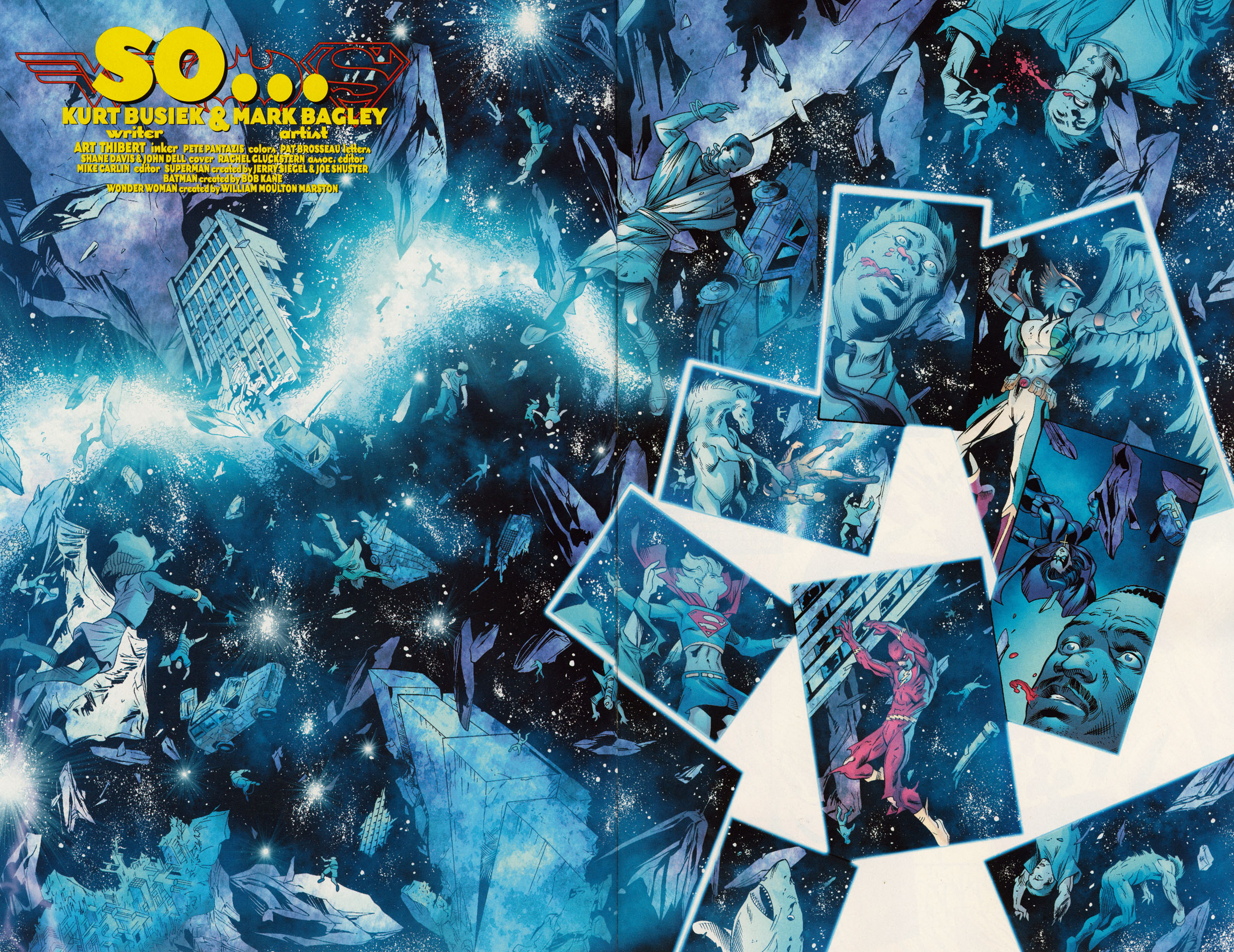 Read online Trinity (2008) comic -  Issue #50 - 4