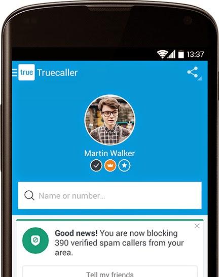 تحميل تطبيق True Caller