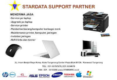 Stardata Service Tangerang