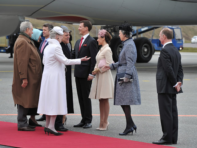 President Abdullah Gül, accompanied by First Lady Hayrünnisa Gül, has arrived in Denmark to pay a state visit at the invitation of Her Majesty Queen Margrethe II