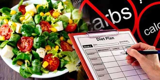 Makanan Sehat Untuk Diet Golongan Darah O,B,A,AB