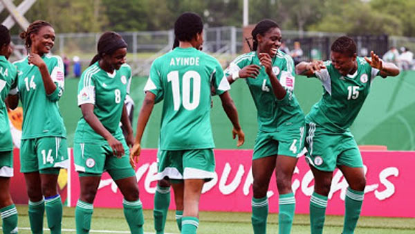NFF has paid Super Falcons