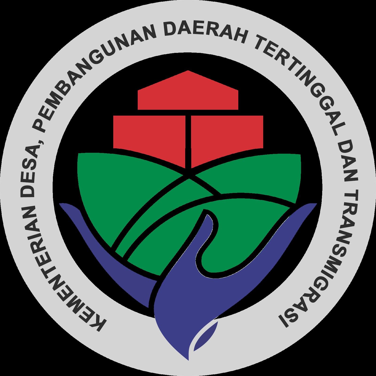 Logo Kementerian Desa, Pembangunan Daerah Tertinggal, dan Transmigrasi Republik Indonesia