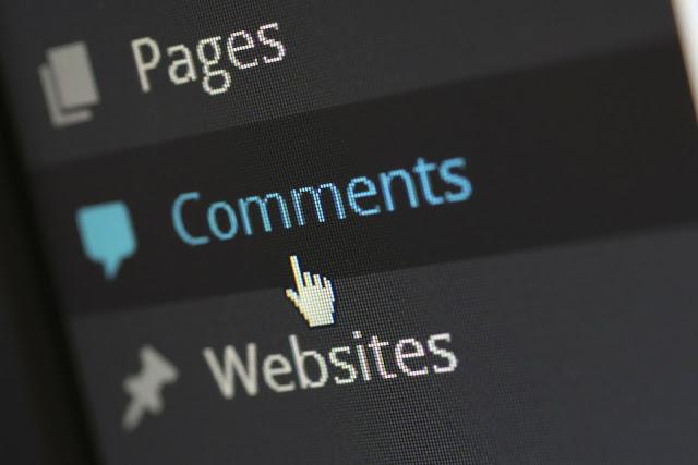 اخفاء صندوق التعليقات الافتراضي لمدونه بلوجر