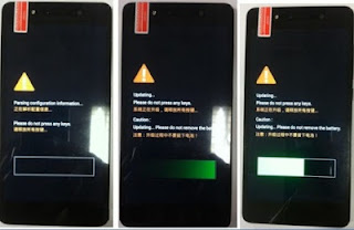 Cara Instal Ulang Andromax Es C46B2G Tanpa PC - Mengatasi Bootloop