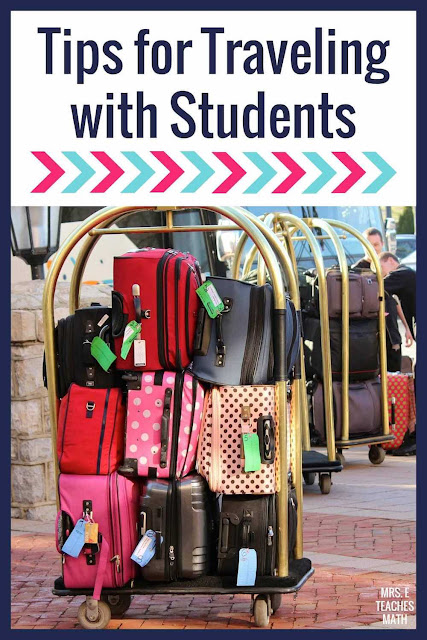 Whether you're an coach, advisor, or chaperone, you found out you're traveling with students!  Check out these survival tips!