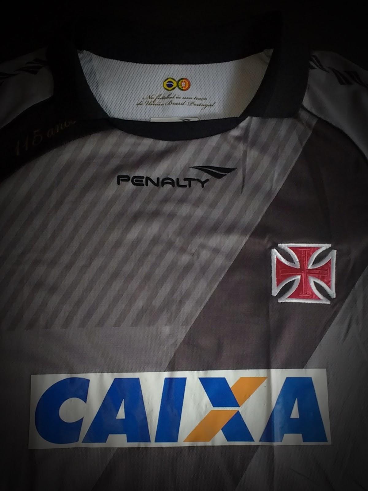 a8b1e4bfff290 Acervo Vascolecionismo  Camisa Oficial - 2014