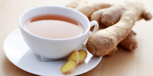 فوائد الشاي الاخضر و الزنجبيل