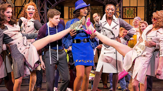 The Sex is In the Heel: Kinky Boots brings out the best in ALL high heeled lovers!