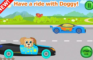 Race Car Kid Games