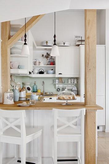 Inspirational Homes: Ático Provençal