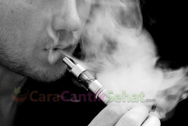bahaya vapor atau rokok elektrik