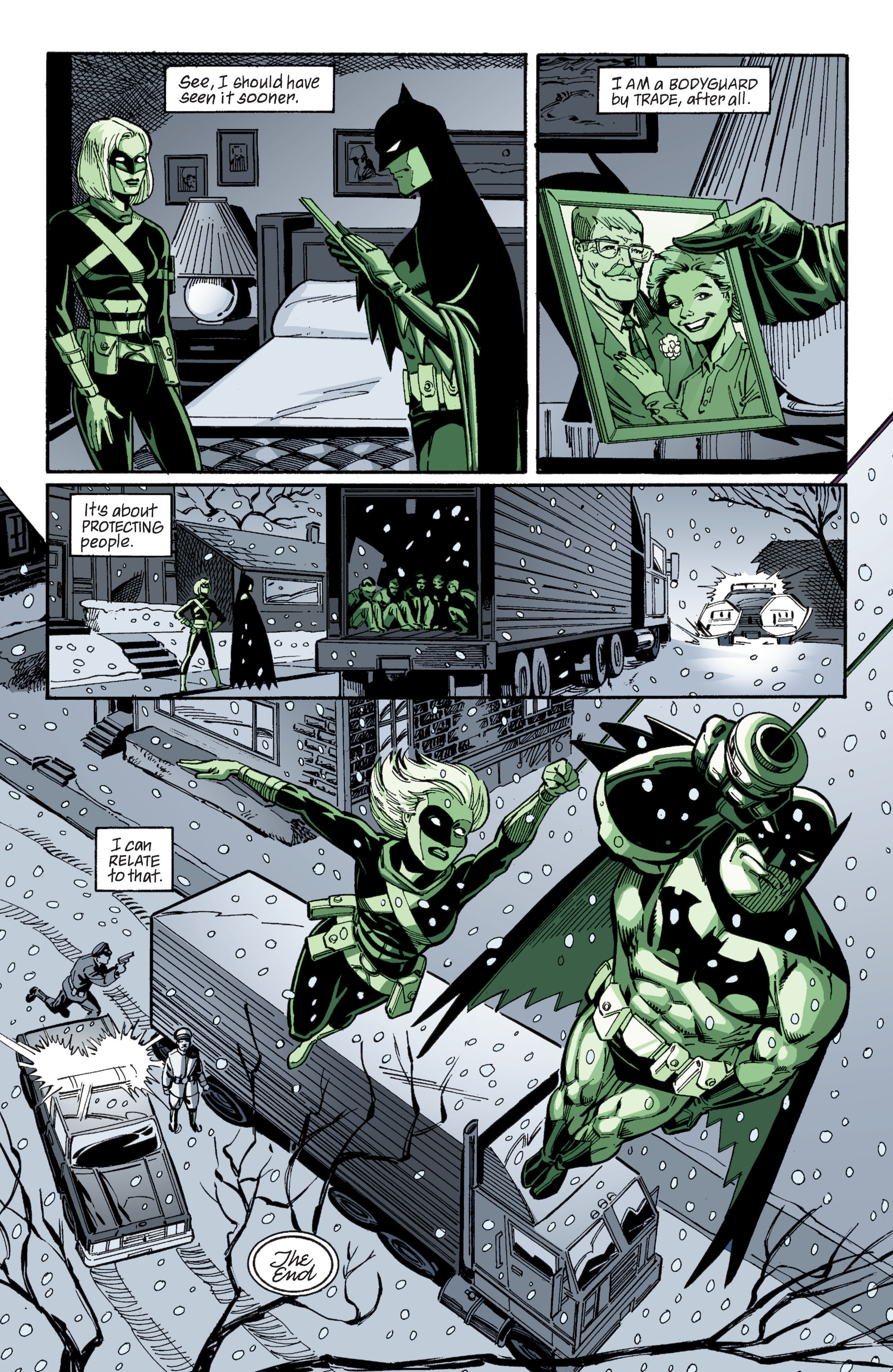 Detective Comics (1937) 765 Page 21