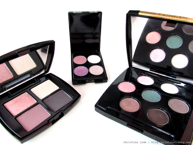 Valentine Beauty Makeup Cosmetics Lancome Eye Shadows