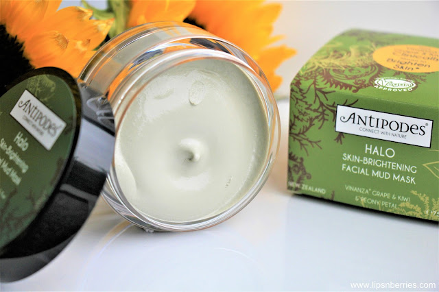 Antipodes Halo Facial Mud Mask review