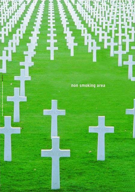 non smoking area