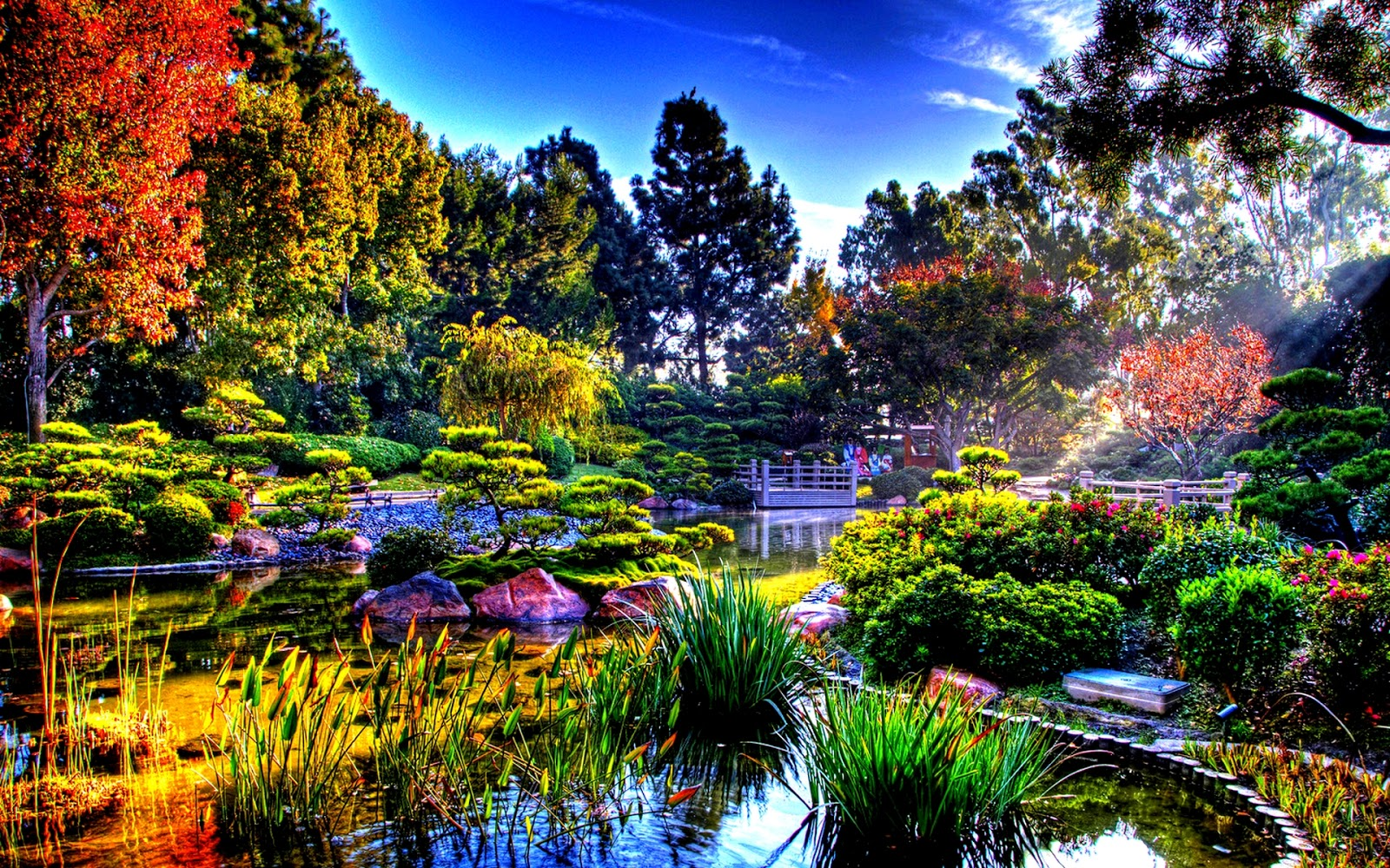 Japanese Garden Wallpapers: GallianMachi: Japanese Beautiful Garden