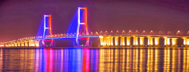 Misteri Di Balik Keindahan Jembatan Suramadu Nettik
