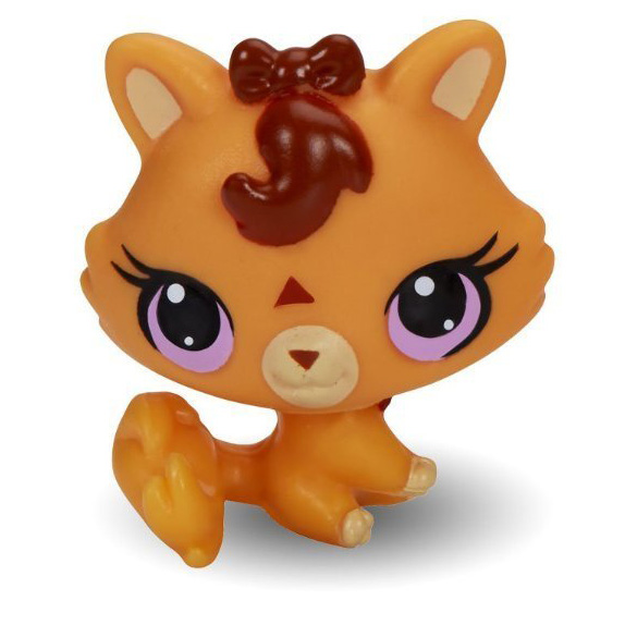 Littlest Pet Shop Mommy And Baby Tiger 3594 Pet Lps Merch