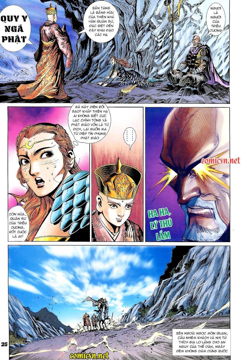 Đại Đường Uy Long chapter 88 trang 26