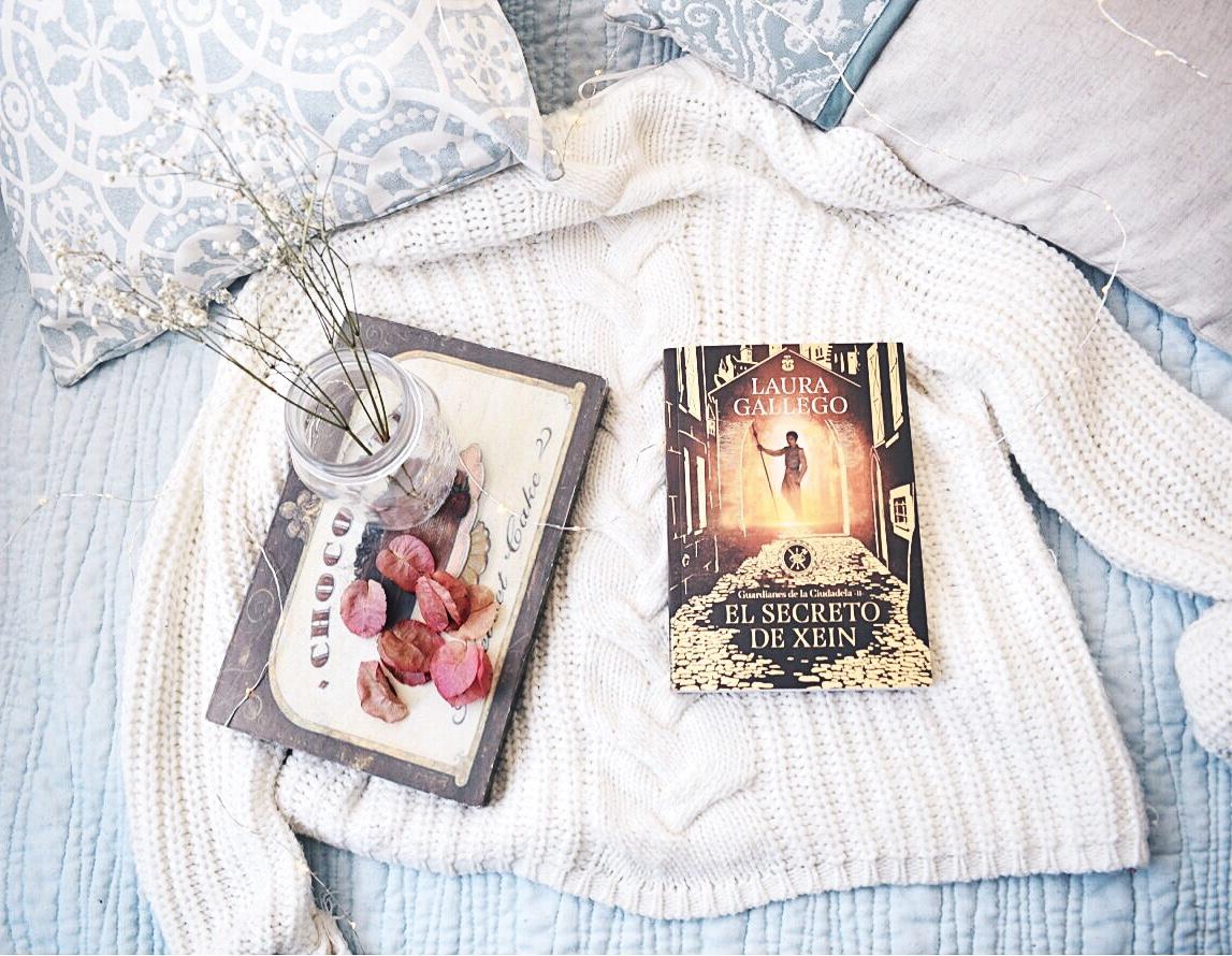Título: El secreto de Xein | Título Original: El secreto de Xein | Saga:  Guardianes de la Ciudadela (2/3) | Autor: Laura Gallego | Sello: Montena ...