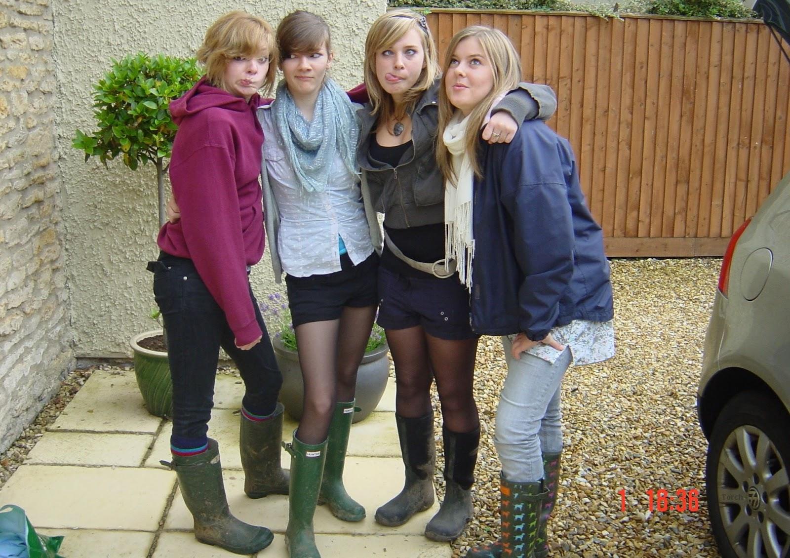 pantyhose Girls in like men