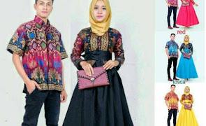 Baju Batik Couple Untuk Anak Muda Atasan - Batik Keren 276522697e