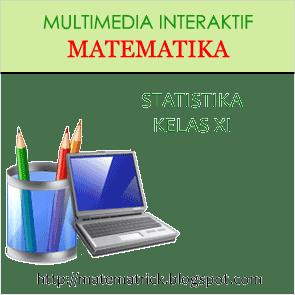 multimedia pembelajaran interaktif matematika bab statistika