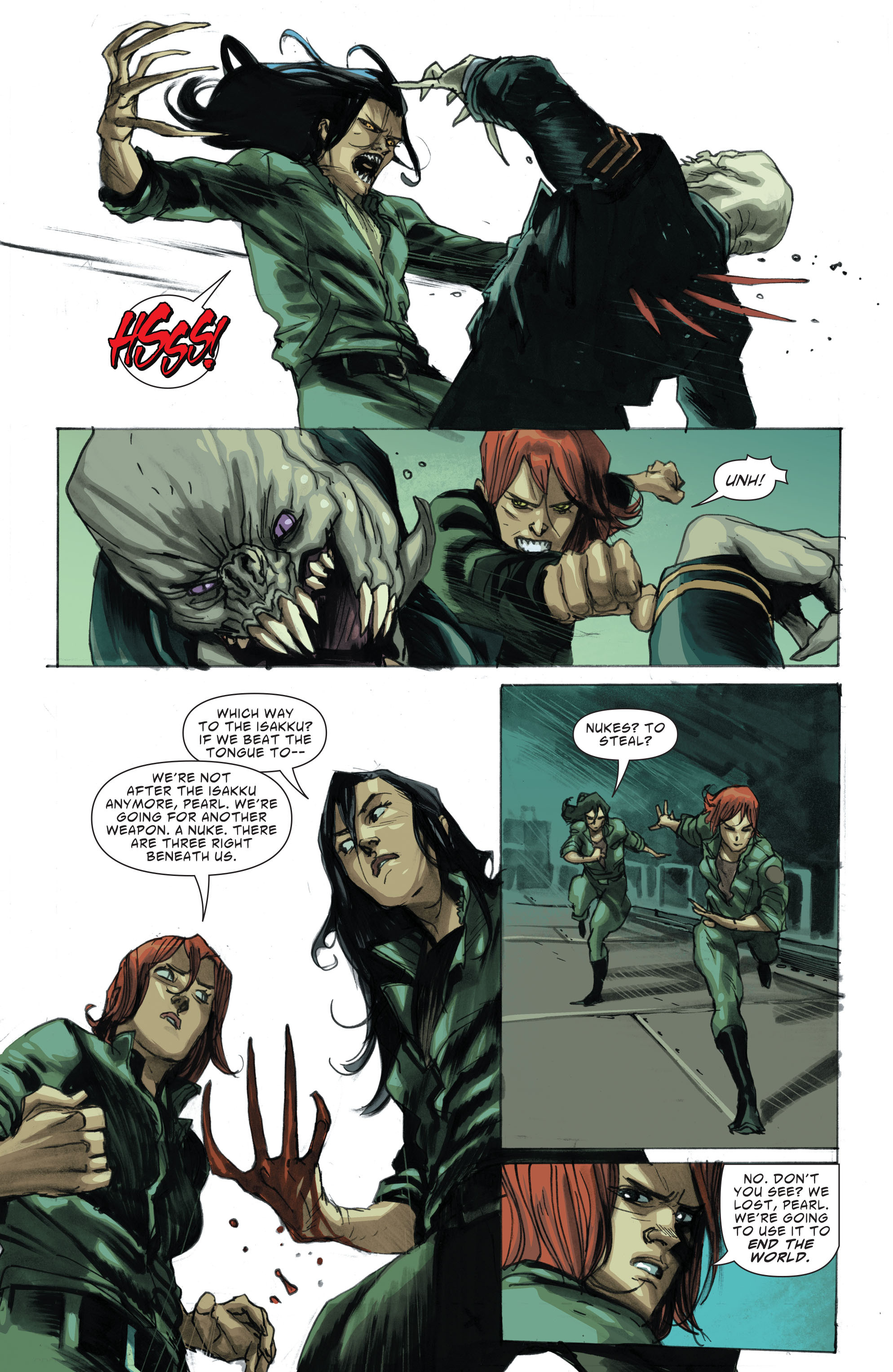 Read online American Vampire: Second Cycle comic -  Issue #9 - 19