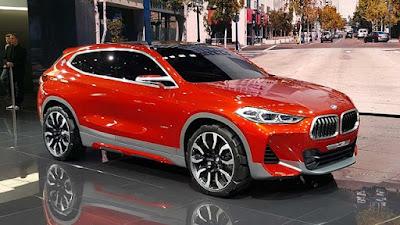 2018 BMW X2: Intérieur, Prix, Caractéristiques