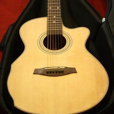 Bán Đàn Guitar Acoustic HD301v giá 1 triệu 8