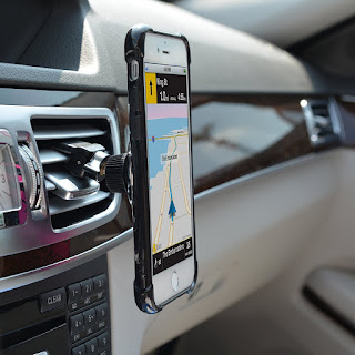 supporto auto magentico con pinza on tenck