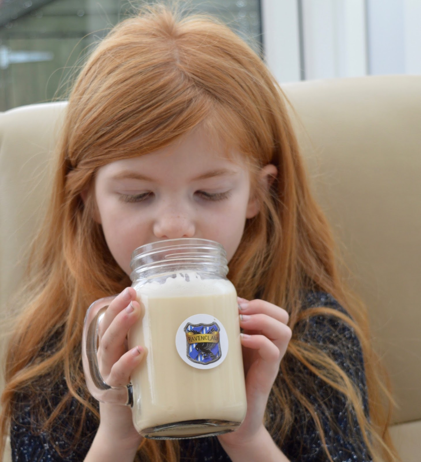 How to make Butterbeer in your Slow Cooker - a recipe with Yazoo flavoured milk