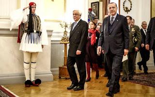 Μία αποτίμηση της επίσκεψης Ερντογάν στην Ελλάδα