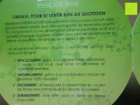 Zettel: Lineavi Vitalkost – Der gesunde Diät Shake für Ihr Abnehmprogramm + Shaker, 500g (Starterpaket)