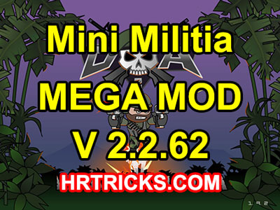 Mini Militia mega mod apk new version download