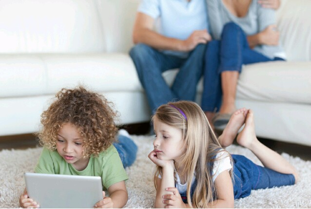 Should electronic gadgets be offered to children?