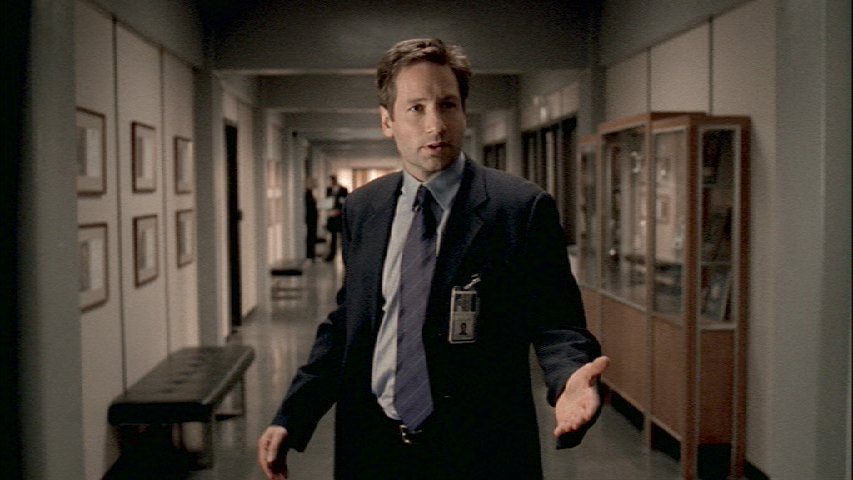 Could skinner mulder spank love
