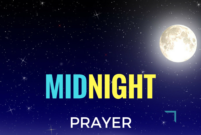 HOW TO CHANGE THINGS BY THE POWER MIDNIGHT PRAYING! | Ark of Greatness