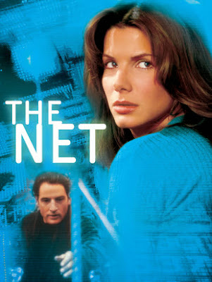 Poster Of The Net (1995) In Hindi English Dual Audio 300MB Compressed Small Size Pc Movie Free Download Only At worldfree4u.com