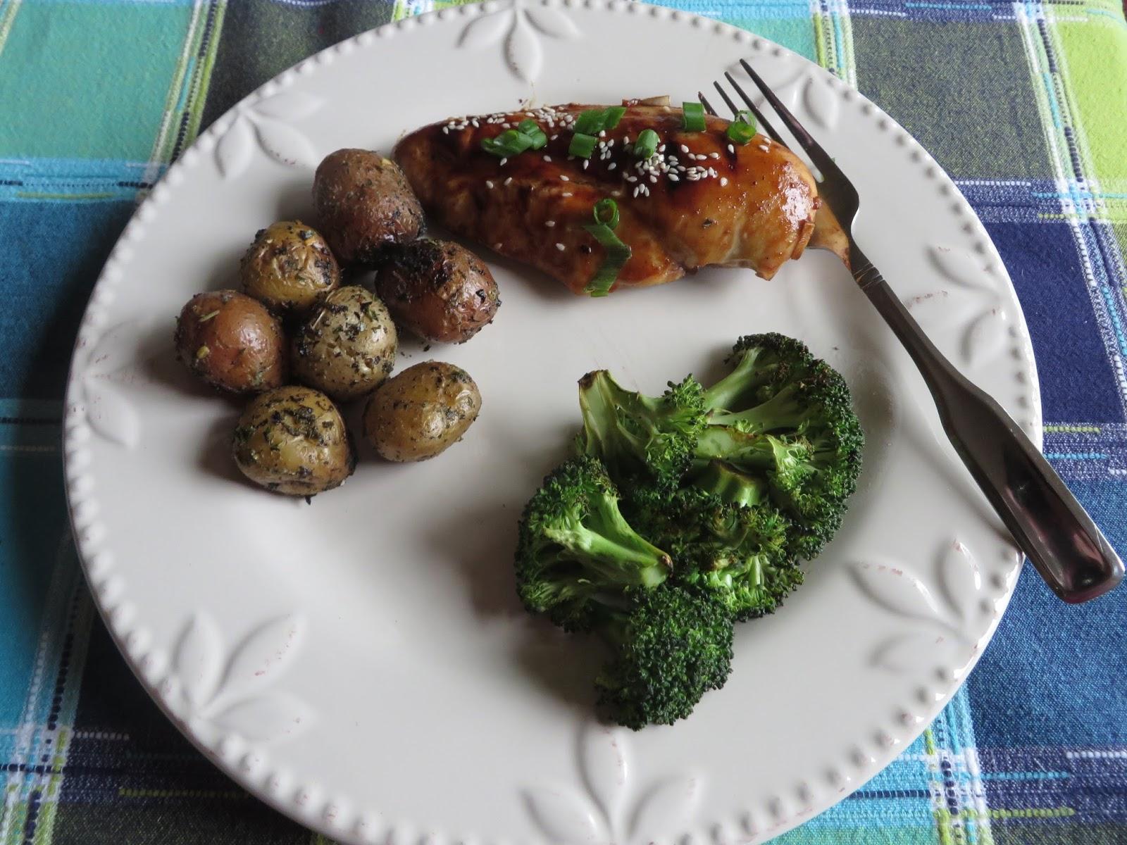 Ever Ready: Hoisin Glazed Chicken