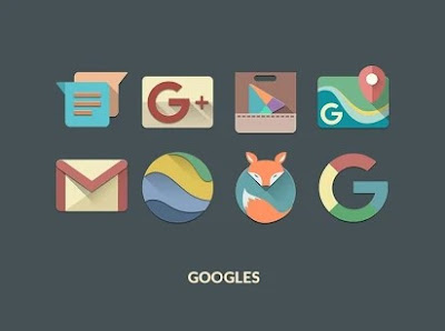 RETRORIKA ICON PACK (SALE) Apk for Android (paid)