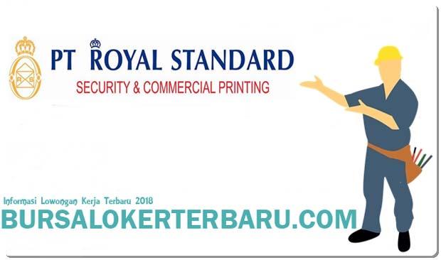 PT Royal Standard