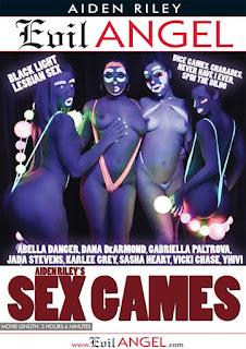 Aiden Riley's Sex Games