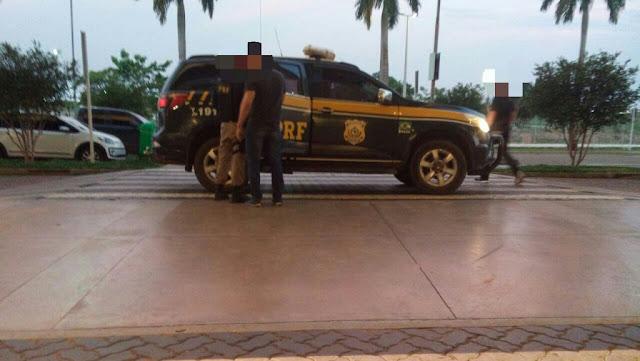 Mulher foragida do Sul é presa pela Polícia em Porto Velho