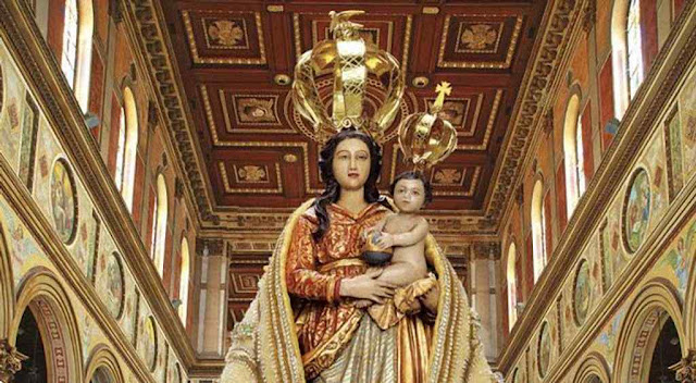 Nossa Senhora de Nazaré, padroeira de Garanhuns, Pernambuco