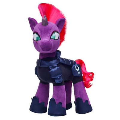 Build-A-Bear MY LITTLE PONY Tempest Shadow Furry Friend